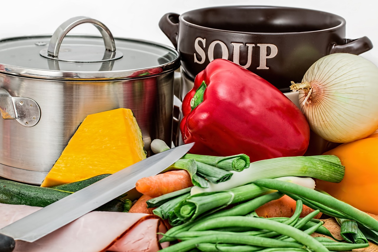 Dieta warzywno – owocowa