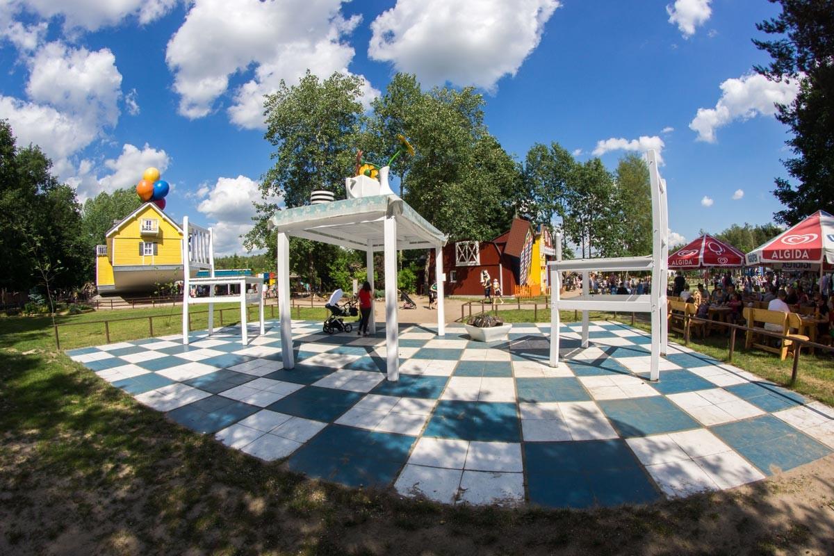 Farma Iluzji – wyjątkowy Park Rozrywki dla dzieci