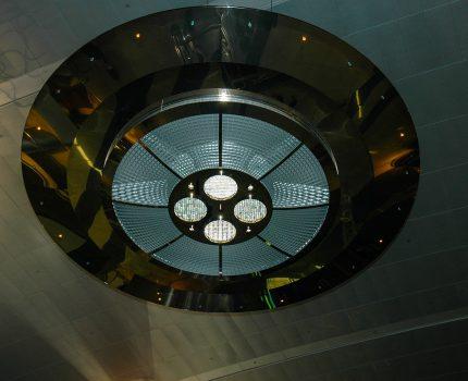 Nowoczesny system wentylacji w budynku
